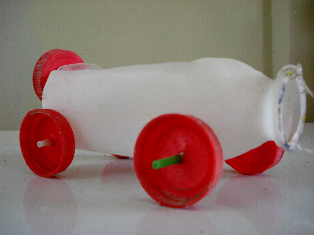 image gallery homemade toy cars